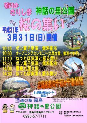 桜オーナー ちらし2019